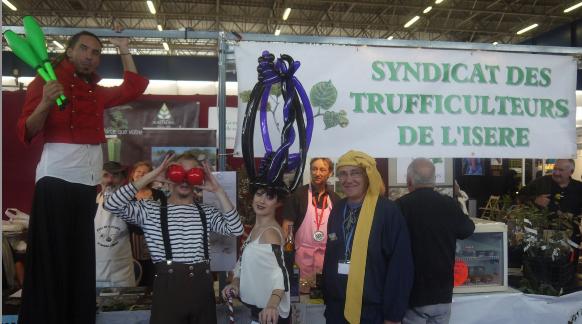 Truffes38 syndicat des trufficulteurs de l 39 is re - Animation chromatographie sur couche mince ...