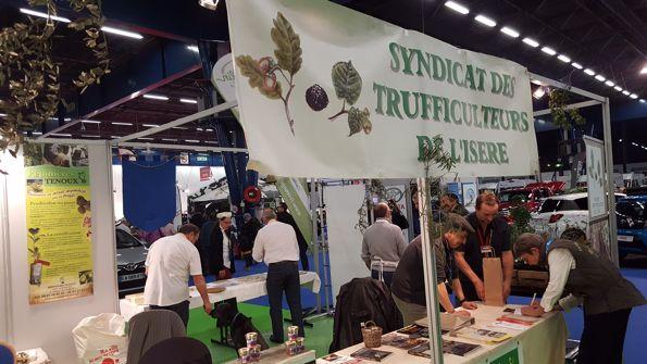 Truffes38 Syndicat Des Trufficulteurs De LIsere